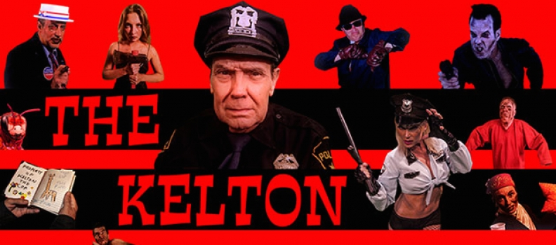 KELTON THE COP – New Episode: the Kelton Marathon 2015